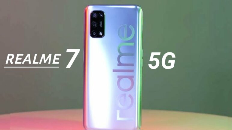Realme 7 5G | Official Specifications | Price In India | Launch Date