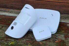 recenze AJAX detektor pohybu detektor vody požární hlásič