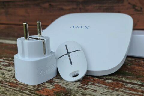 recenze hub 2 ovladač zásuvka Ajax