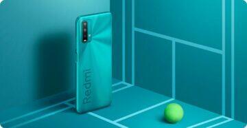 Redmi Note 9 4G oficiálně