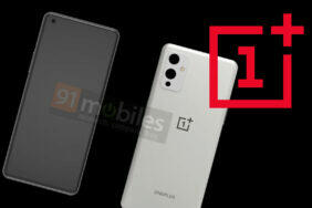 render oneplus 9 design