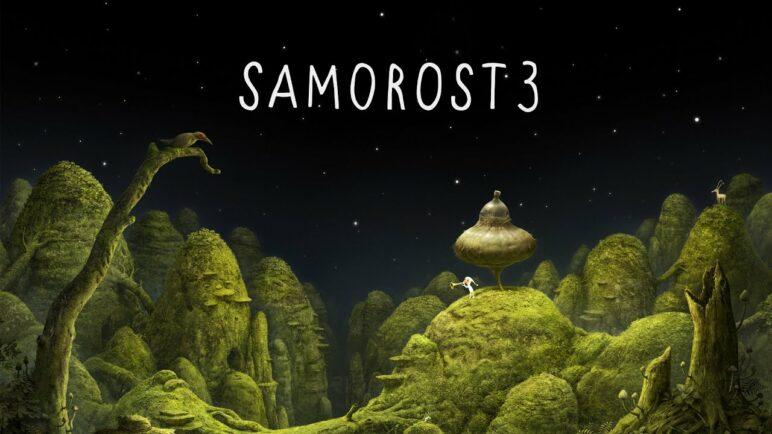 Samorost 3 Official Trailer
