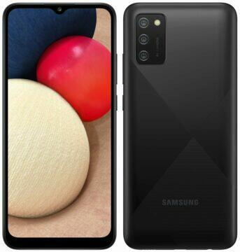 Samsung Galaxy A02s oficiálně