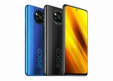 Samsung Galaxy A51 POCO X3 NFC