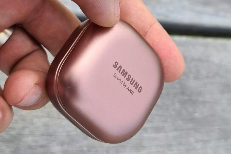 Samsung Galaxy Buds Pro název