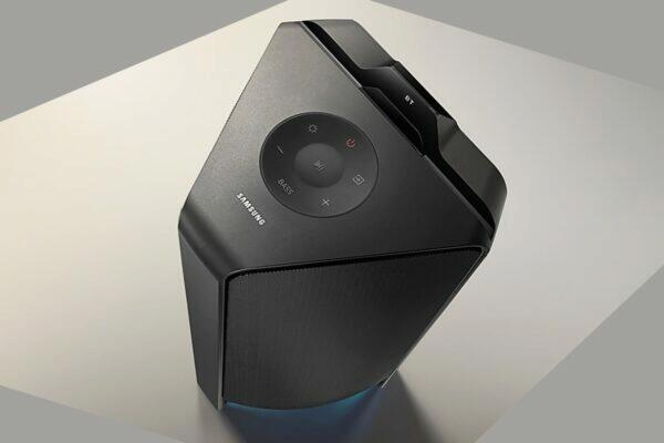 Samsung MX-T70 testování