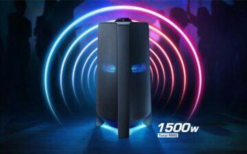Samsung MX-T70 testování výkon