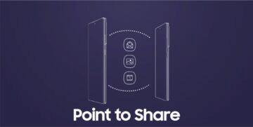 Samsung Point To Share