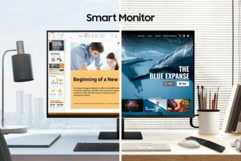 Samsung představil Smart Monitor
