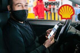 Shell mobilní platba