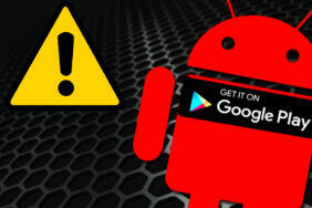 škodlivá aplikace google play