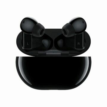 slevy zboží 11.11 2020 Sluchátka Huawei FreeBuds Pro pouzdro