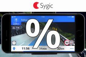 Sygic Black Friday 2020