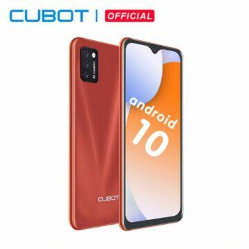 Telefon Cubot Note 7 2 16 GB červená