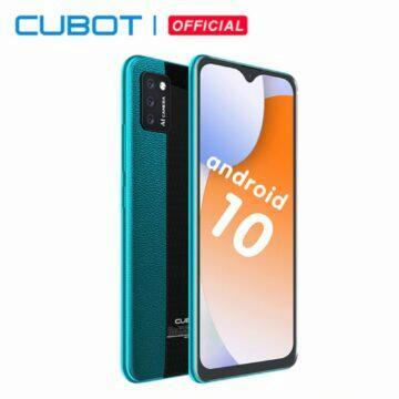 Telefon Cubot Note 7 2 16 GB zelená