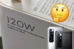 test 120W nabíjení Xiaomi Mi 10 Ultra