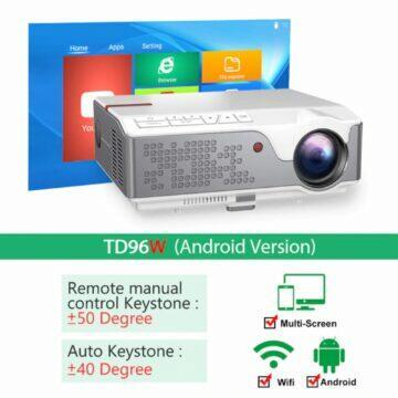ThundeaL TD96W Full HD projektor s Androidem