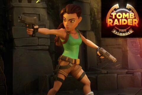 Tomb Raider Reloaded Lara Croft