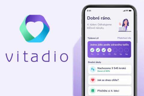 Vitadio aplikace boj s cukrovkou