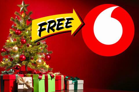 Vodafone neomezená mobilní data zdarma
