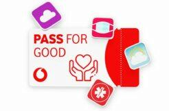 vodafone Pass for Good zdarma