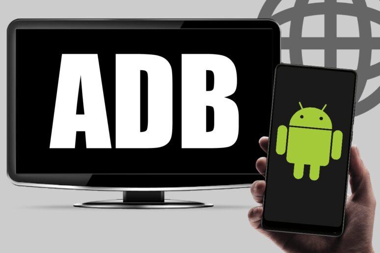 WebADB ADB z prohlížeče