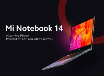 Xiaomi Mi Notebook 14 e-Learning Edition oficiálně představen