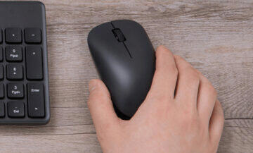 Xiaomi Mi Wireless Mouse Lite