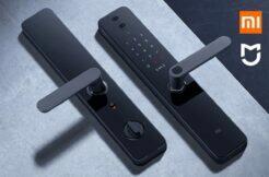 Xiaomi představilo Mijia Smart Door Lock Pro