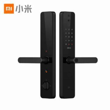 Xiaomi představilo Mijia Smart Door Lock Pro obě strany