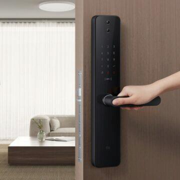 Xiaomi představilo Mijia Smart Door Lock Pro otisk