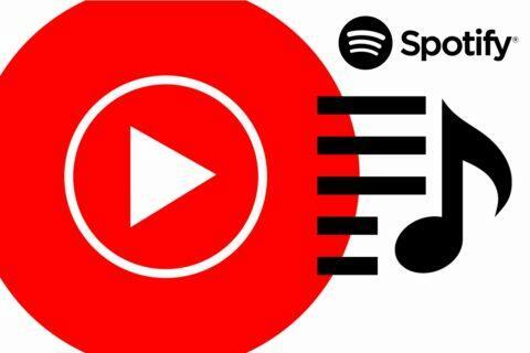 YouTube Music doporučování hudby
