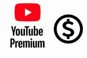youtube premium statistiky