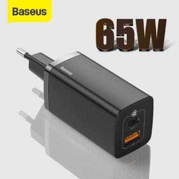 65W GaN nabíječka Baseus