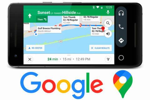 android auto aktualizace