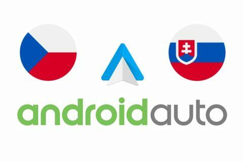 Android Auto v ČR
