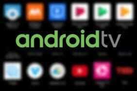 Android TV všechny nainstalované aplikace