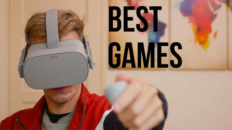 Best Oculus Go Games in 2020 (Mostly Free!)