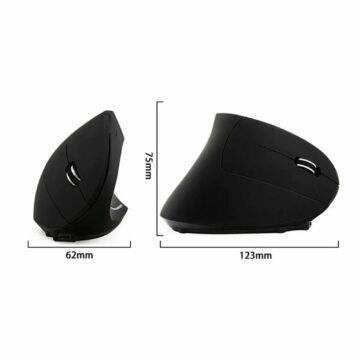 foto batoh Neewer Pro Bezdrátová vertikální myš rozměry