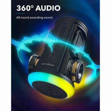 Bezdrátový reproduktor Anker Soundcore Flare Mini 360