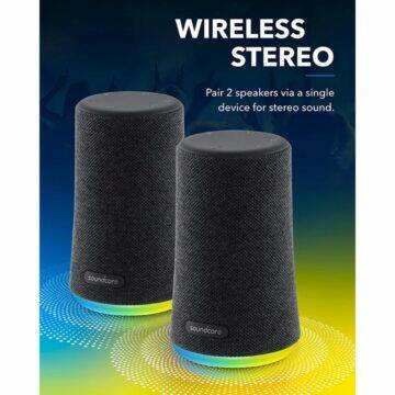 Bezdrátový reproduktor Anker Soundcore Flare Mini stereo