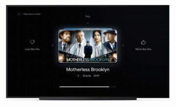 Chromecast Google TV doporučení od uzivatele