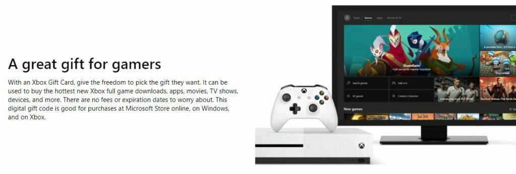 dárkový poukaz Xbox