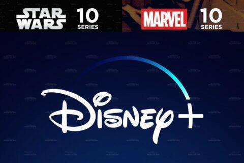 Disney novinky 2021 Star Wars Marvel