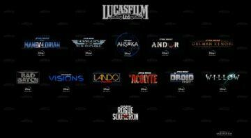 Disney novinky 2021 Star Wars seriály filmy