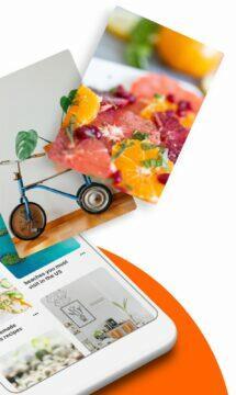 DIY aplikace Vánoce 2020 Pinterest jídlo
