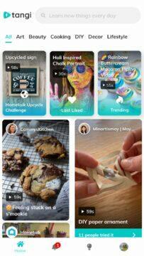 DIY aplikace Vánoce 2020 Tangi 1