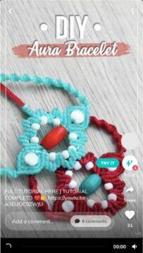 DIY aplikace Vánoce 2020 Tangi 2