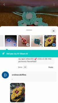 DIY aplikace Vánoce 2020 Tangi 3
