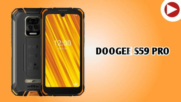 Doogee S59 Pro Review And Features